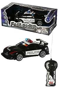 BeToys - Fast Rider - Voiture de Police radio commandée
