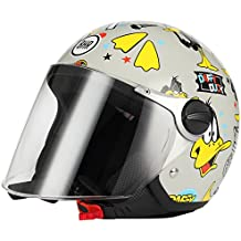 BHR 79102 Casco 713 Duffy Duck Niño Talla YS (49/50), multicolor