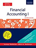 Financial Accounting I