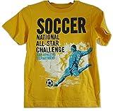 Gap Boy 's amarillo Graphic camiseta de manga corta de algodón–Edad 4–5[Apparel] Amarillo amarillo 4 años