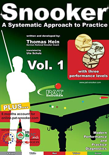PAT-Snooker Vol. 1: A Systematic Approach to Practice (English Edition)