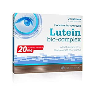Luteina Bio-complex 30 Capsules Olimp Labs Caring About Your Eyes by OLIMP LABS
