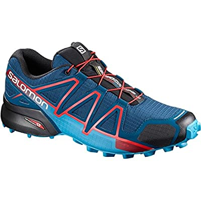 Salomon Men''s Speedcross 4 Trail Running Shoes