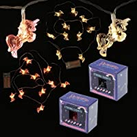 The Enchanted Co. Unicorn String Lights