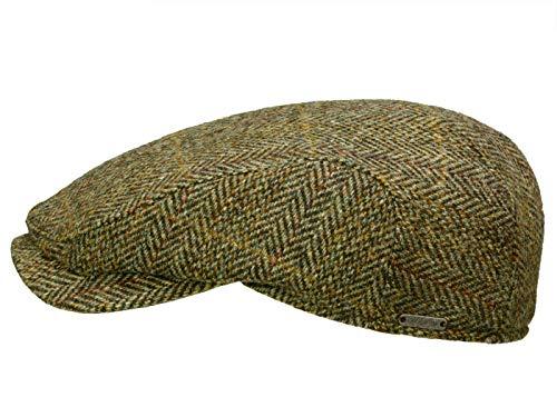 Wigens Ivy Contemporary Cap Flatcap - Oliv (506) - 58 cm
