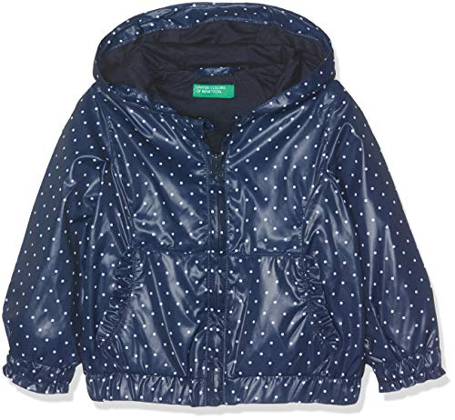 c1b46823cf6 United Colors of Benetton Niñas Jacket Abrigo Not Applicable
