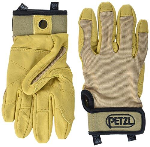 Petzl Erwachsene Handschuhe Cordex Hellbraun, M -