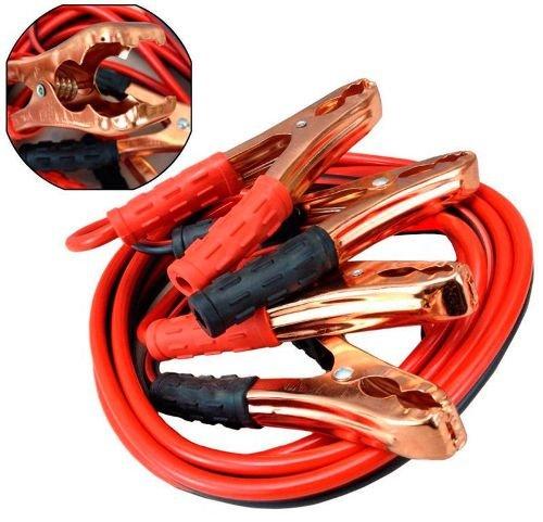 Pinza Ricarica Batteria Per Auto Sacchetto 800 AMP 2metros Cavi Batteria Avviamento