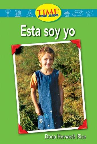 Esta Soy Yo (Emergent) por Dona Herweck Rice