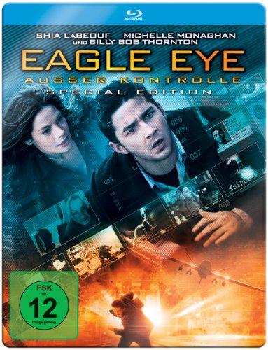 Eagle Eye (Limitierte Steelbook Edition) [Blu-ray]