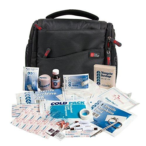 Duragadget borsa per attrezzature di pronto soccorso | vani interni regolabile - ideale per fisioterapista