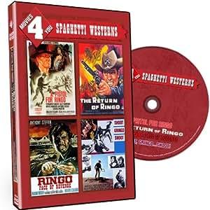 Movies 4 You: Spaghetti Westerns [DVD] [Region 1] [US Import] [NTSC]