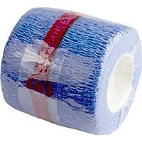 Nobaheban Vliesstoffbinde Fixierbinde ver Farben + Größen von Noba Verbandmittel(blau,5,00 cm x 4,5 m,1 Stück) preisvergleich bei billige-tabletten.eu