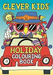 Clever Kids' Holiday Colouring Book (Buster Activity) by Chris Dickason (2015-06-04)