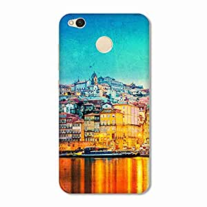 Overshadow DESIGNER PRINTED BACK CASE COVER for Redmi 4