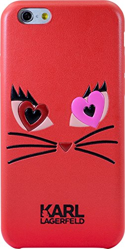karl-lagerfeld-choupette-in-love-2-coque-pour-apple-iphone-6-6s-rouge