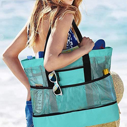 Zoom IMG-2 desirabely borsa da pranzo spiaggia
