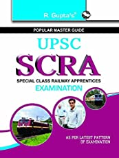 UPSC (Special Class Railway Apprentices) SCRA Exam Guide