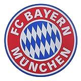 Wandtattoo XXL Logo FC Bayern München FCB + gratis Aufkleber, Munich, Wall Tattoo
