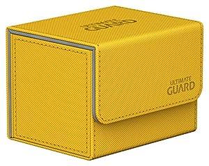 Ultimate Guard UGD010762 Sidewinder 100 + Xenoskin ámbar de tamaño estándar