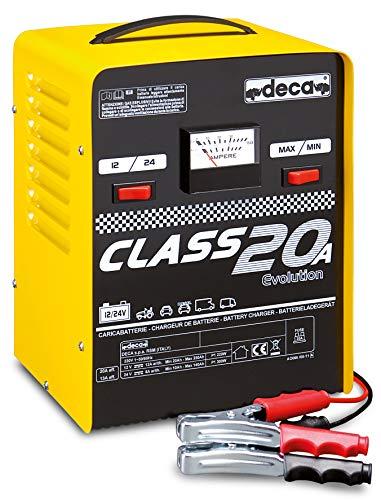 Deca 310600 Caricabatteria Tradizionale Compatto Portatile Class 20A