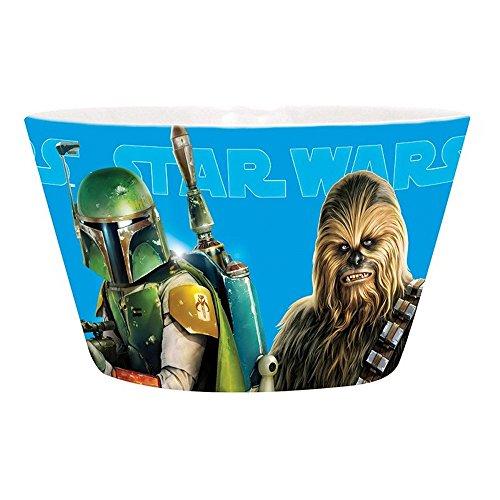 Star Wars - Keramik Müslischüssel Müslischale - Helden & Schurken (Helden Und Schurken Kostüme)