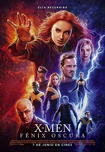 X-Men: Fénix Oscura [Blu-ray]