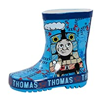 Thomas The Tank Engine Boys Rubber Wellington Boots