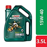 Castrol MAGNATEC Diesel 15W-40 API SN Part-Synthetic Engine Oil for Diesel Cars