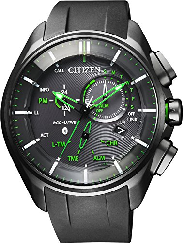Citizen Eco Drive BZ1045-05E Bluetooth Super Titanium Model