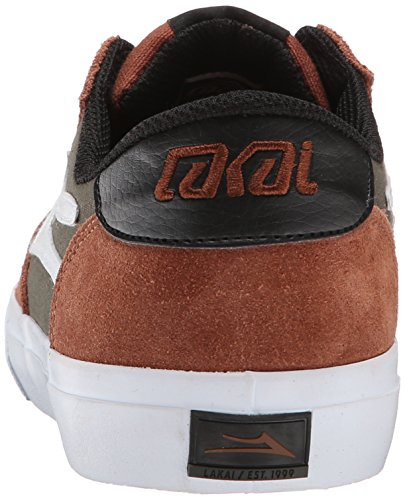 Lakai Pico, Skateboard homme Marron (A0361)