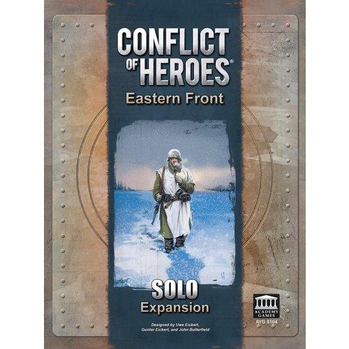 Academy Spiele, Konflikt von Helden Ostfront Erwachen der Bär 'Solo Expansion Board Game