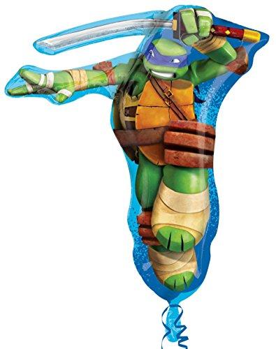 Preisvergleich Produktbild Teenage Mutant Ninja Turtes TMNT Folienballon Folien Ballon 71 cm *NEU*OVP*