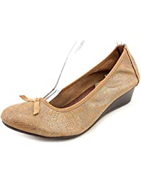 Hush Puppies Women s Candid Ballet Flat Tan 9 B(M) US