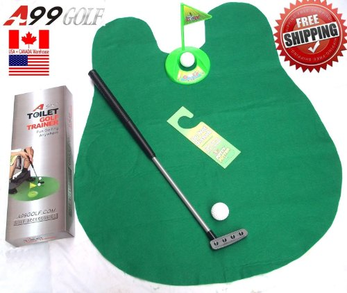 a99-golf-toilet-bathroom-mini-golf-mat-trainning-aid-set-game-personal-use