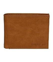 Allure Design Beige Wallet for Man