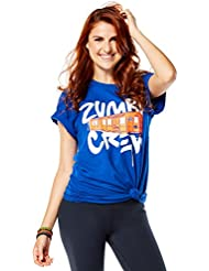 Zumba Fitness Official Nyc T-Shirt Femme