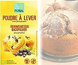 Lievito In Polvere Per Dolci Senza Glutine Senza Fosfati Biologico (Pacco Da 3 x 21g) Pural -...