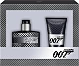 James Bond 007 Signature Eau de Toilette Spray 30 ml + Shower Gel 50 ml, 80 ml