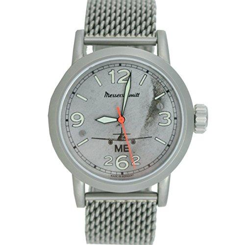 Aristo Herren Messerschmitt Uhr Fliegeruhr ME 262 Automatik 3H262-AERO
