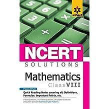 NCERT Solutions Mathematics for class 8th