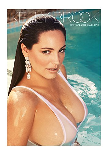 Kelly Brook Official 2018 Calendar - A3 Poster Format Calendar