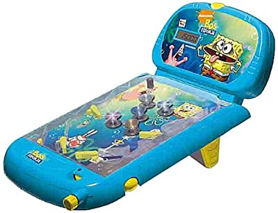 Imc Toys - Pinball Electronico Bob Esponja C/Luces Y Sonidos 43-430020 de Imc Toys
