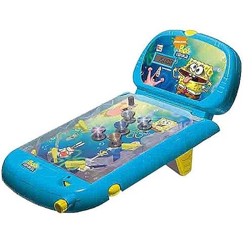 Imc Toys - Pinball Electronico Bob Esponja C/Luces Y Sonidos 43-430020