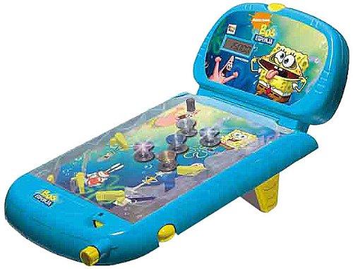 Imagen principal de IMC Toys - Pinball Electronico Bob Esponja C/Luces Y Sonidos 43-430020