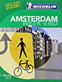 Le Guide Vert Week-end Amsterdam Michelin