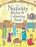 Nativity Sticker and Colouring Book (Sticker and Colouring Books)