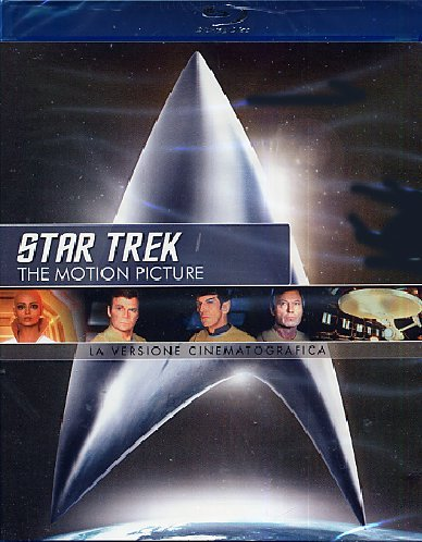 Star Trek 01 - The motion picture [Blu-ray] [IT Import]