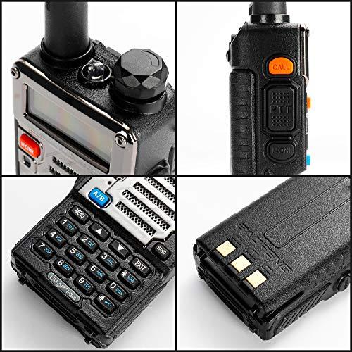 Baofeng UV-5R Plus Two Way Radio