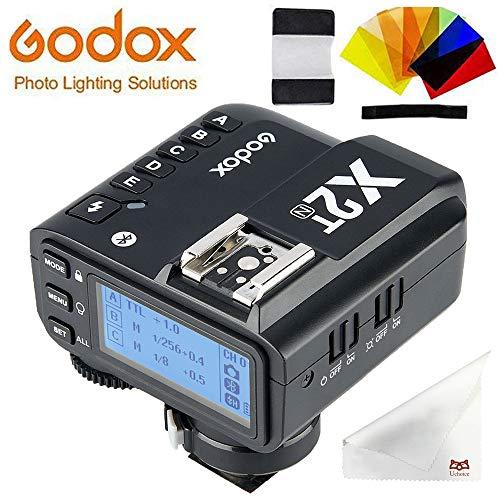 Godox X2T-N 2.4G i-TTL Kabelloser Blitzauslöser für Nikon Kameras